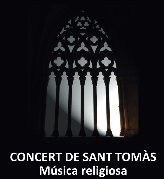 Concert de Sant Tomàs: Música religiosa